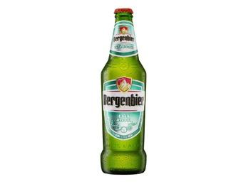 Bergenbier безалкогольный