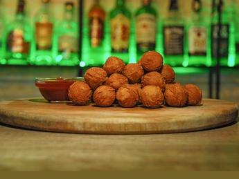 #картофельные#шарики