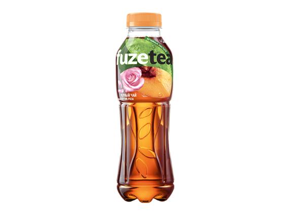 FuzeTea peach and rose