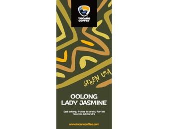 Oolong lady jasmine