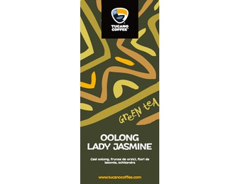 Oolong lady jasmine