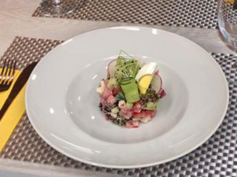 Salata de vara cu ridiche