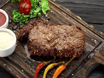 Steak de vită Pepper
