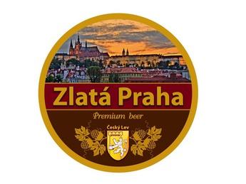 Light filtered Zlata Praha