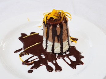 Chocolate mousse Adeli