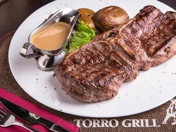 Torro Grill steak