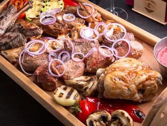 Meat board Torro Grill