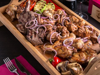Meat board Torro Mangal