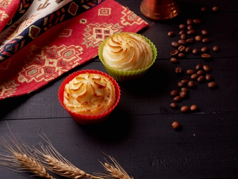 Snowflake (chocolate, banana)