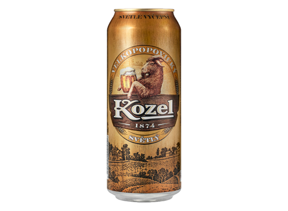 Beer Kozel Light