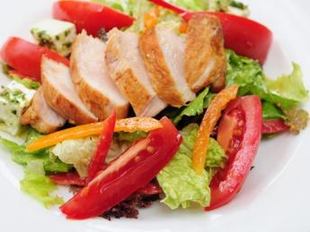 Dokko salad