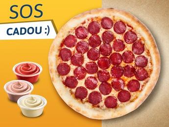Пицца Pepperoni