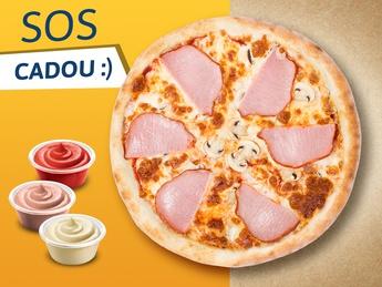 Пицца Regina