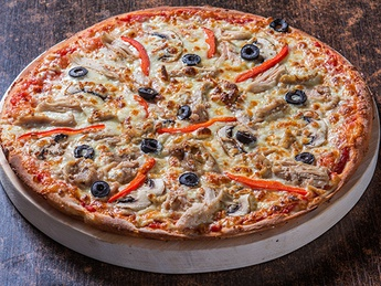 Pizza Bella Italia large