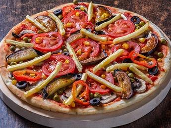 Large pizza Lenten
