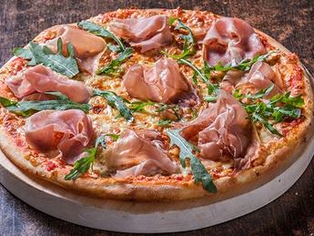 Pizza Prosciutto crudo large