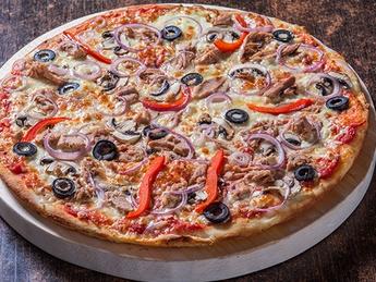 Pizza Tonno large