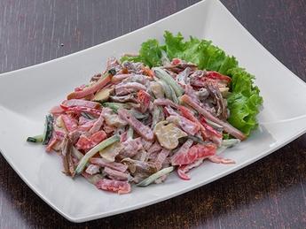 King salad