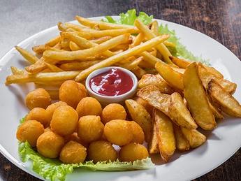 Assorted potatoes