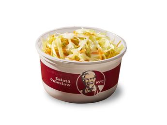 Coleslaw salad