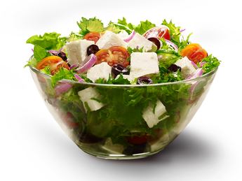 KFC Greek salad