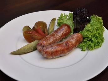 Молдавские колбаски на гриле