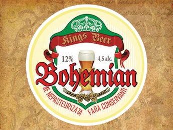 Bohemia  - blonde unfiltered