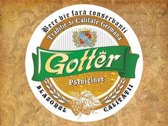 Gotter - unfiltered wheaten
