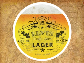 Elvis Lager Craft