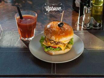 New York Beef Burger