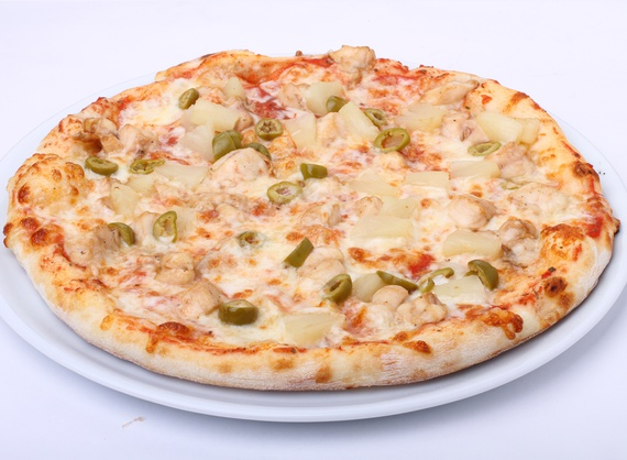 Пицца Exotic