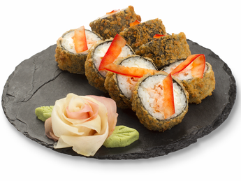 Roll Fried sake