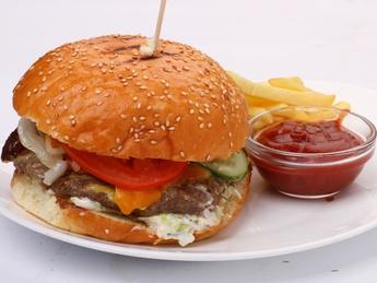 Говяжий бургер