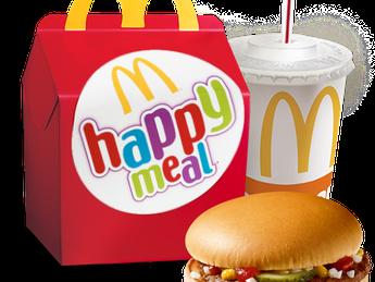 Happy Meal с Hamburger