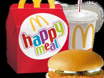 Happy Meal cu McPuișor