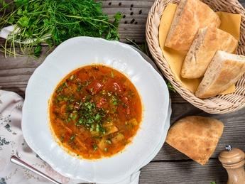 Supă din legume