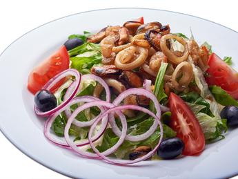 Siefood salad Frutti di mari