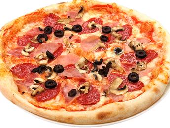 Pizza large Siciliana