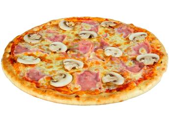 Pizza medium Prosciutto