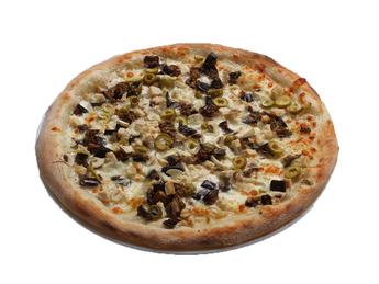 Pizza small Blanca