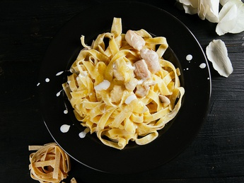 Chicken with Pasta