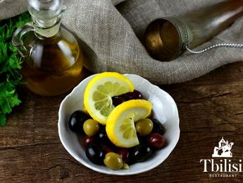 Mix din măsline
