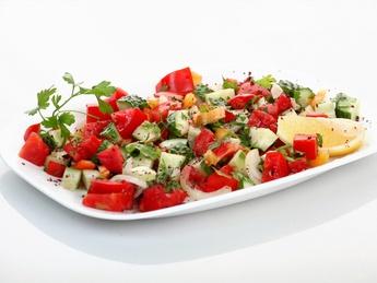 Ciobănească salad