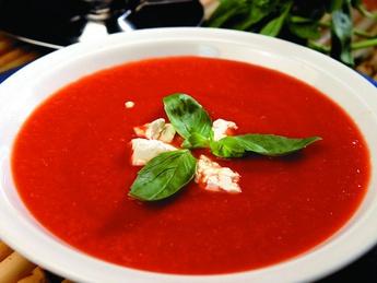 Суп-крем томатный