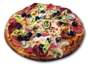 Pizza Karişik