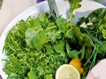 Yeşil salad