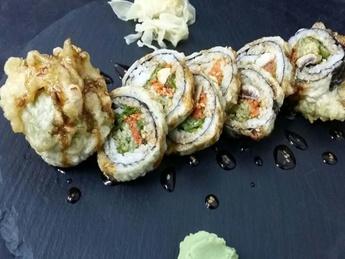 Roll Tempura  – Veggie