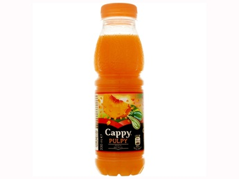 Cappy Pulpy 0.33 Персик