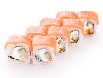 Roll Creamy salmon