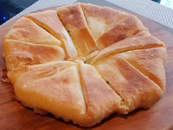 Плацинда с картофелем